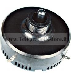 DRIVER PIEZO ELETTRICO A VITE FILETTATURA STANDARD 3,5 mm TROMBA TWEETER unità