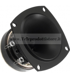 HT-30 MONACOR HT 30 tweeter hifi a tromba mini 8 ohm 100 W STAGE LINE 67x67 mm.