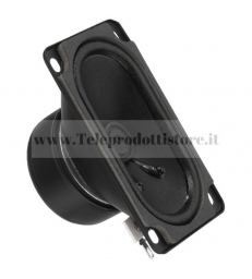 SP-59/4S MONACOR WOOFER ALTOPARLANTE SP59/4S SP59/4 S speaker