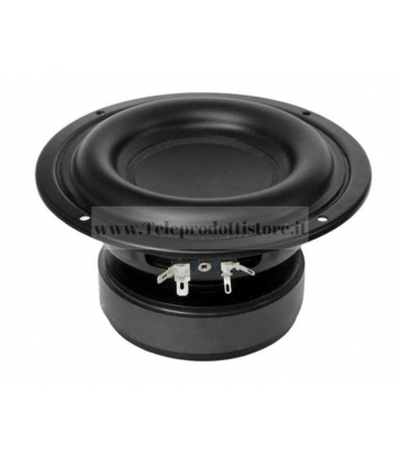 "W5-1138SMF TB Speakers Tang Band 5"" Subwoofer sub 13 cm. 4 ohm W5 1138 SMF"