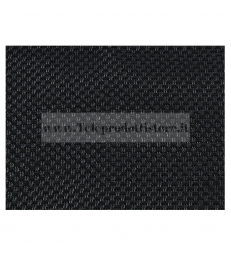 Tessuto Grill Cloth Tygan nylon per rivestimento griglie basso chitarra 50x145