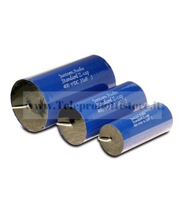 Z-Standard Jantzen Audio 18.0µF- 400V 5% Assiale condensatore per crossover filtro HI-END