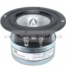 "W3-871SC TB Speakers Tang Band Full Range 3"" 8 ohm W3 871 SC schermato alluminio"