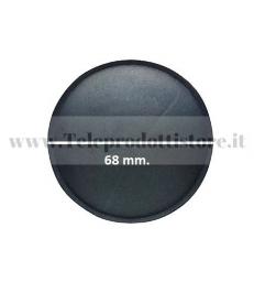 YBR812 CUPOLA PARAPOLVERE 68 mm. COPRIPOLVERE DI RICAMBIO PER ALTOPARLANTI