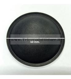 CUP-40 CUPOLA PARAPOLVERE 40 mm. COPRIPOLVERE DI RICAMBIO PER ALTOPARLANTI
