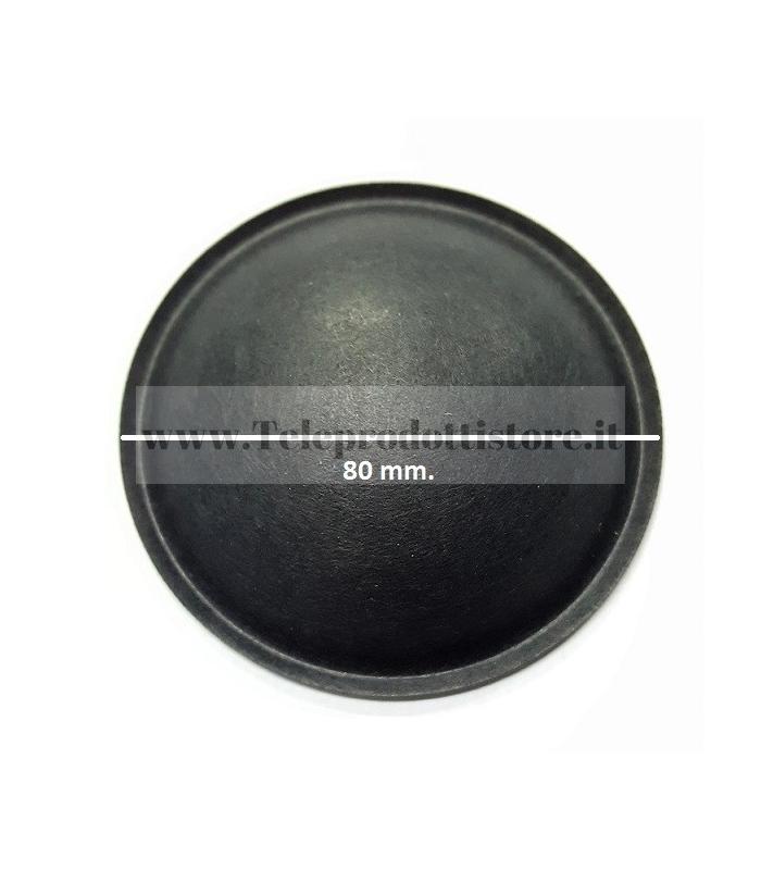CUP-60 CUPOLA PARAPOLVERE 60 mm. COPRIPOLVERE DI RICAMBIO PER ALTOPARLANTI