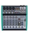 ZZMXBTE6 MONACOR mixer compatto 6 canali dsp bluetooth