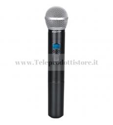 TXZZ6HT MONACOR microfono wireless a gelato x serie txzz6