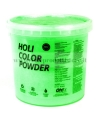 HOL5-VE Ohfx polvere holi party colorata verde atossica lavabile 5kg