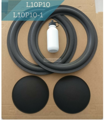 L10P10 L10P10-1 RCF kit riparazione in foam sospensione bordo cupola e colla