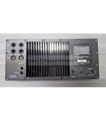 Modulo amplificatore da incasso sub attivo 600w amplificato cassa 300w rms
