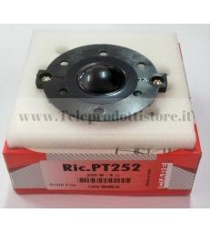 RPT-252 Membrana driver tweeter di ricambio originale per Montarbo AS5 AS-5 AS 5