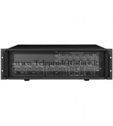 PA-1120 Monacor AMPLIFICATORE mixer PA mono 5 zone singole 100V 120W