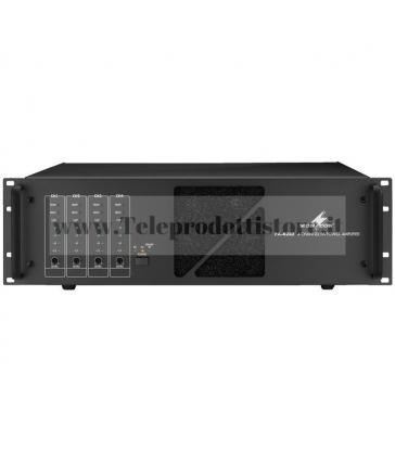 PA-4240 Monacor AMPLIFICATORE 100V 4X240W PA di potenza