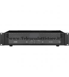 STA-500 Monacor AMPLIFICATORE DI POTENZA PA stereo professionale2X200WRMS