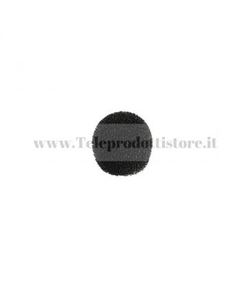 WS-10 Spugna antivento per microfono antipop anti pop vento cuffia nero