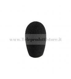 WS-30 Spugna antivento per microfono antipop anti pop vento cuffia nero
