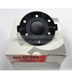 RHT-263 MEMBRANA DI RICAMBIO TWEETER CIARE HT-263 HT263 HT 263 RHT263