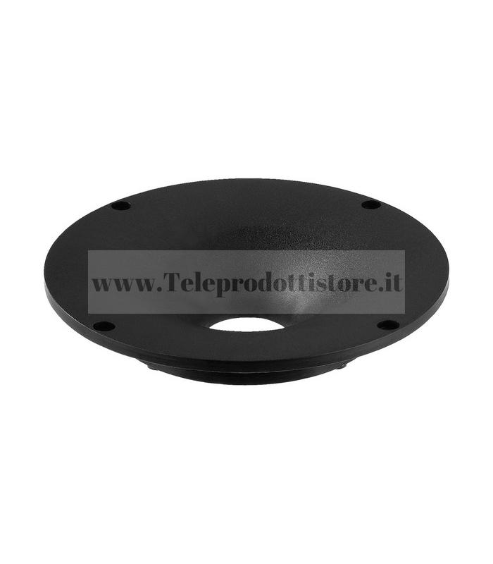 WG-300 Monacor Tromba direttiva a giuda d'onda per DT-300 Wave Plastica