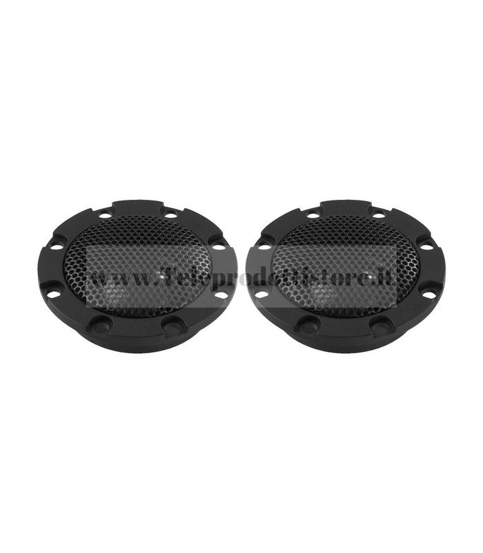 DT-284 Monacor Coppia di tweeter cupola Seta 60 W 4 Ohm  28mm DT284 DT 284