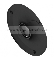 DT-140 Monacor Tweeter hifi cupola Seta 80 W 4 Ohm 25mm DT140 DT 140