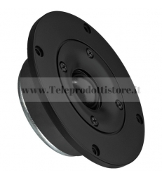 DTM-104/4 Monacor Tweeter hifi cupola Tessuto 100 W 4 Ohm 25mm DT104/4 DT 104 /4