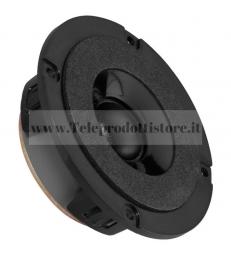DT-105 Monacor Tweeter hi-fi cupola Tessuto 50 W 8 Ohm 25,4mm DT105 DT 105