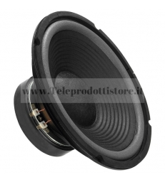 "SP-252E Monacor Woofer hi-fi per auto 150 W 4 Ohm 10"" 250mm SPH252E SPH 252 E"