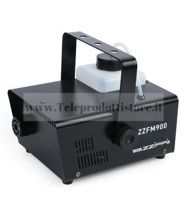 ZZFM900 MONACOR Macchina effetto fumo 900w Fog Machine Telecomando Wireless