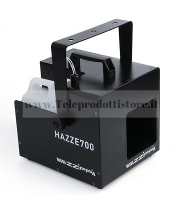 HAZZE700 MONACOR Macchina Hazer Effetto Nebbia 700w DMX  Silenziosa