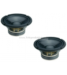 CW202 COPPIA Woofer Ciare 8'' 200 mm 4 OHM 240W Max HIFI CAR CW 202 CW-202 AUTO SPL 20