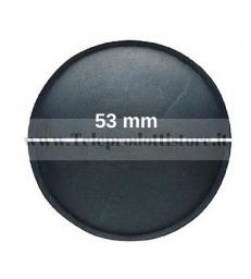 YBR810 CUPOLA PARAPOLVERE 52 mm. COPRIPOLVERE DI RICAMBIO PER ALTOPARLANTI