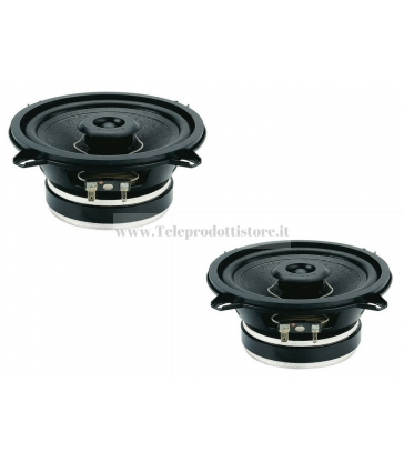 CX131 COPPIA COASSIALE CIARE 130mm 150W AUTO CAR WOOFER 2 VIE CX-131 CX 131 4 OHM
