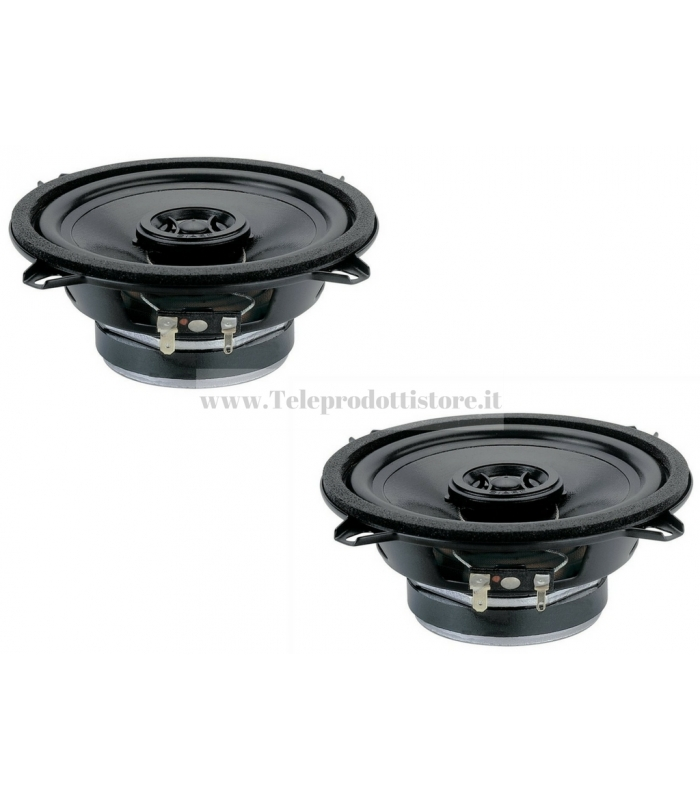 CZ131 COPPIA COASSIALE CIARE 130mm 100W AUTO CAR WOOFER 2 VIE CZ-131 CZ 131 4 OHM