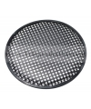 """YGP250 Griglia 10"""" 25 cm in ferro metallo per altoparlanti woofer 25mm"""