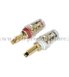 YCD304 Terminali connettori isolati da pannello CIARE per diffusori box casse