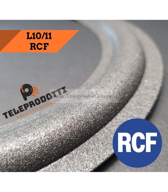 RCF-L10-11-Sospensione-bordo-di-ricambio-woofer-in-foam-specifico-altoparlante