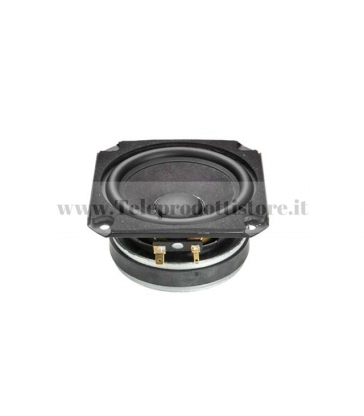 PA100 EXTENDED RANGE 4'' - 100mm • 8? • 89dB 80W Max
