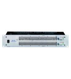EQ-231 Equalizzatore grafico stereo analogico professionale 31 bande 2X31 Ingressi XLR