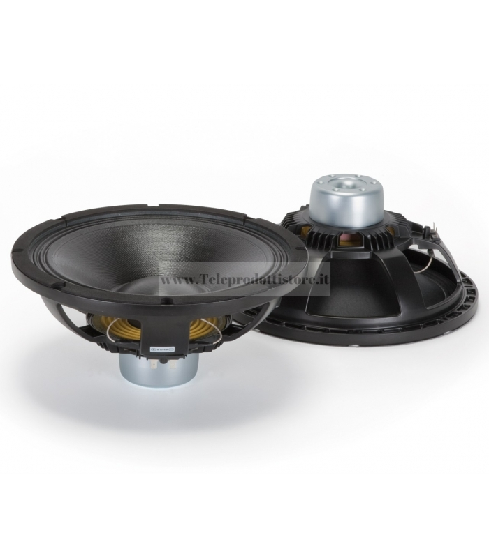 MB10N250-4 RCF RICAMBIO WOOFER COMPLETO ORIGINALE ART410A ART 410 A 410A Attiva