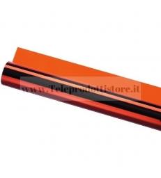 LCF-105/OR Foglio gelatina ambra arancione per fari PAR56 PAR64 PAR35 filtro colore