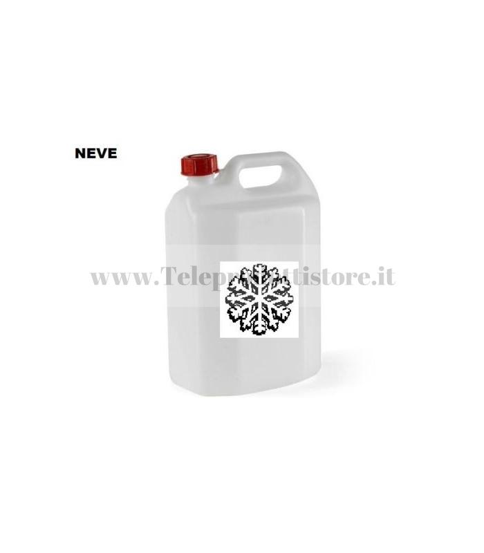 LQF Liquido per macchina produzione del fumo smoke fog 5l. tipo TC Ultradenso