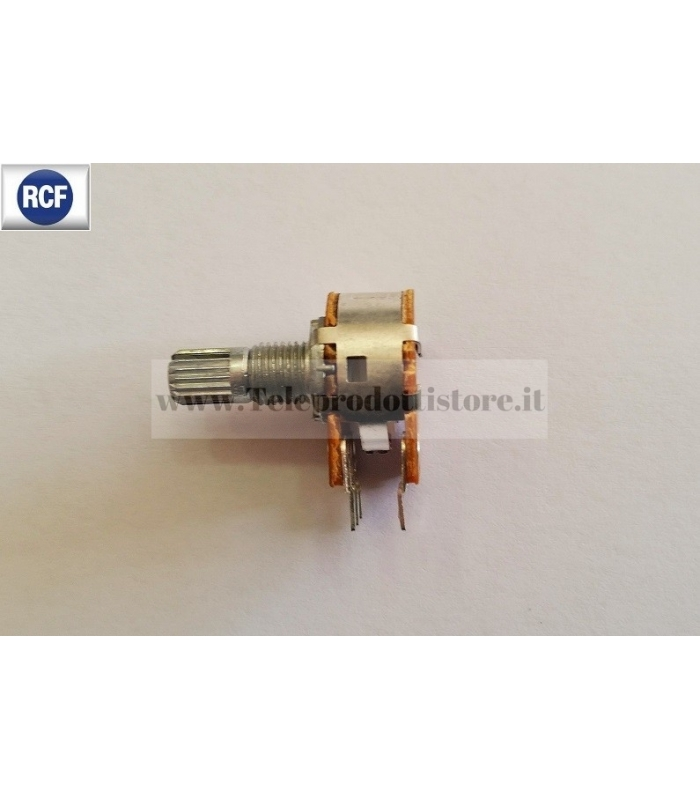 Potenziometro volume di ricambio originale ART310A ART 310 A 310A Attiva RCF MK1 MK2