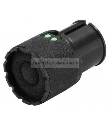 MD-110 MONACOR Capsula microfonica dinamica ricambio microfono a cardioide MD110