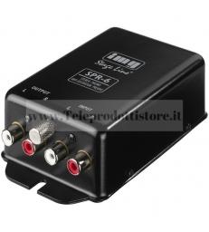 SPR-6 MONACOR IMG STAGE LINE PREAMPLIFICATORE PHONO MM RIAA GIRADISCHI SPR6 SPR 6