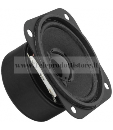 SP-6/4SQS MONACOR WOOFER ALTOPARLANTE SP6/4SQS SP6/4 59 mm. speaker