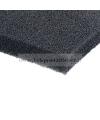 Spugna acustica 5mm per rivestimento griglie casse cabinet foam 200 x 100 cm