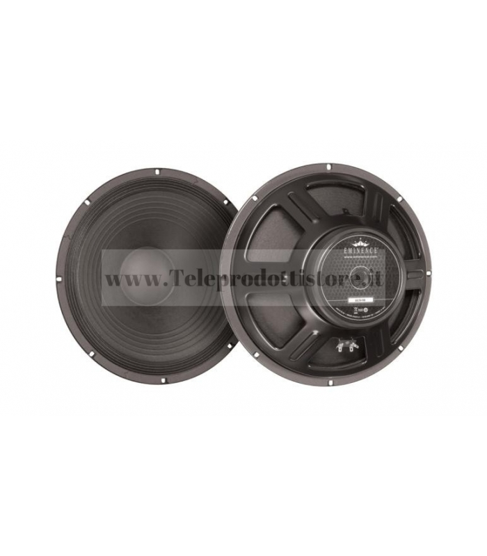 "DELTA 15C EMINENCE woofer american standard series DELTA 15 C 15C 4 ohm 38cm. 15"""