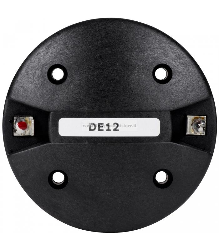 FBT MaxX4 MaxX5 Membrana di ricambio tweeter driver tromba B&C DE12 DE12-8 MAX 4 5 A