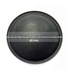 CUP-80 CUPOLA PARAPOLVERE 80 mm. COPRIPOLVERE DI RICAMBIO PER ALTOPARLANTI